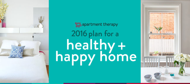 may healthy happy home maintenance checklist apartment therapy