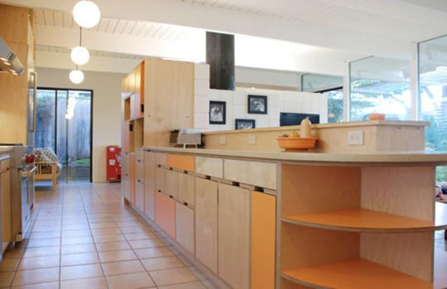 diy kitchen design small space based in seattle kerf creates modern plywood kitchens that can be custom built or premade flatpacked and shipped to anyone willing take on diy kerf custom amp kitchen design kitchn