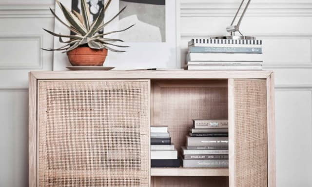 Credenza Rattan Ikea : The best of new ikea stockholm 2017 collection: photos & prices