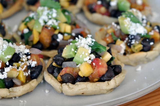 great make ahead vegetarian party snacks appetizers kitchn