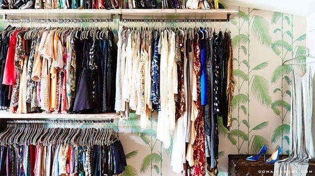 Step Inside: Stunning (and Well Outfitted) Celebrity Closets | Apartment  Therapy