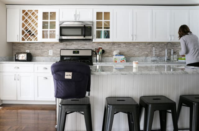 Kitchen Ideas Breakfast Bar.Gallery Of Kitchen Island Breakfast Bar Ideas Inspiration