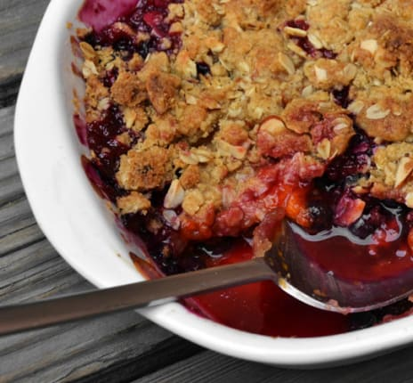 Whats The Difference Between A Cobbler Crumble And Crisp Kitchn