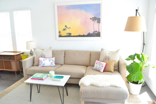 12 Ways To Fill Empty Awkward Corners Apartment Therapy