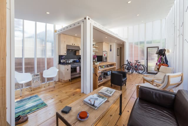 Super Cool Shipping Container Homes Around The World Apartment Therapy