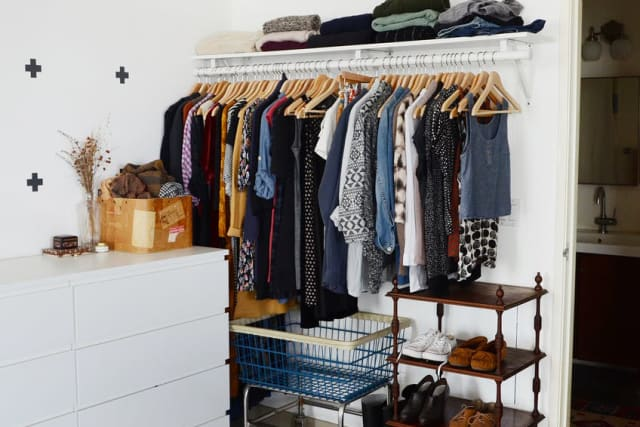 Charmant Real Life Solutions: Lessons From Well Organized Closets | Apartment Therapy