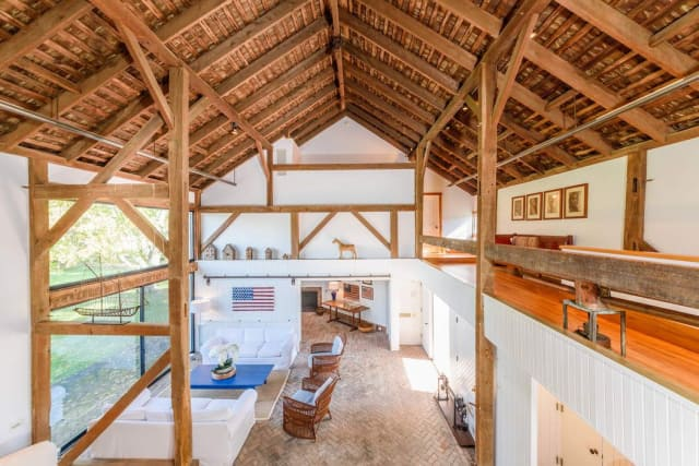 Converted Barn Homes For Sale In The Us Apartment Therapy