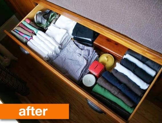 Here Are A Few Tips For Getting Your Dresser Drawers Organized And Keeping Them That Way