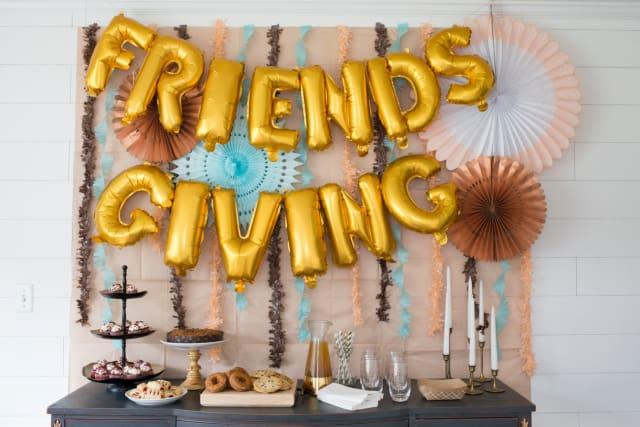 When is friendsgiving