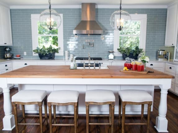 Best Fixer Upper Kitchen Renovations Kitchn