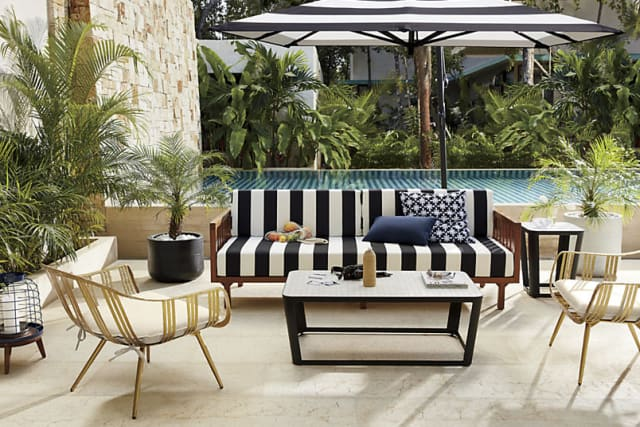 High Quality Low/Medium/High: 10 Super Stylish Outdoor Lounge Chairs | Apartment Therapy