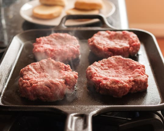 How To Make Burgers On The Stovetop