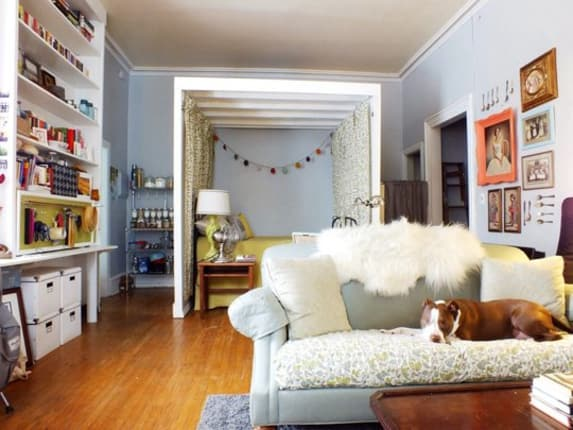 Studio Apartment Layout Ideas Apartment Therapy