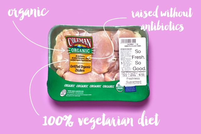 A Complete Guide To All The Labels On Chicken Packaging Kitchn