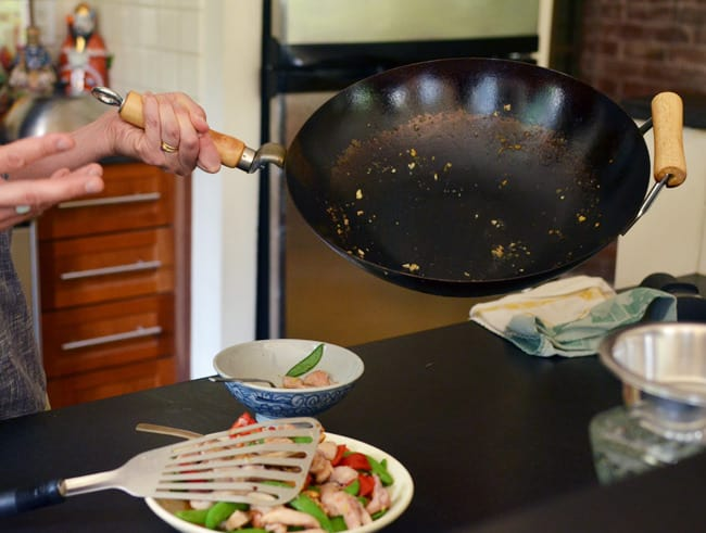 How To Clean A Carbon Steel Wok Kitchn