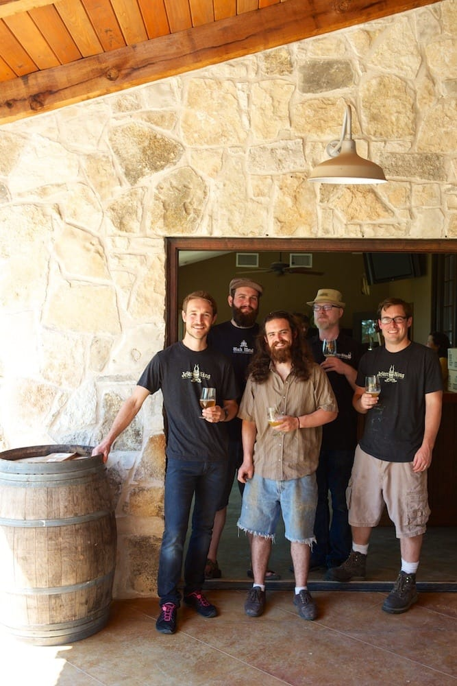 A Visit To Jester King Craft Beer In Austin Kitchn