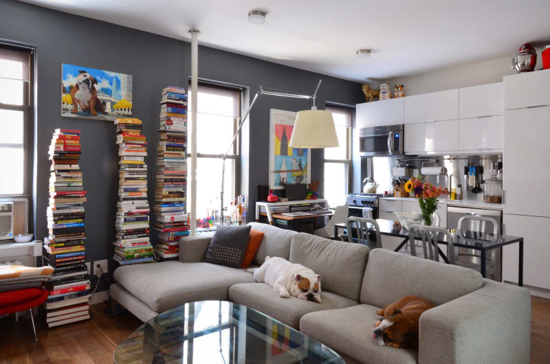 House Tour A Small But Stylish West Village Apartment