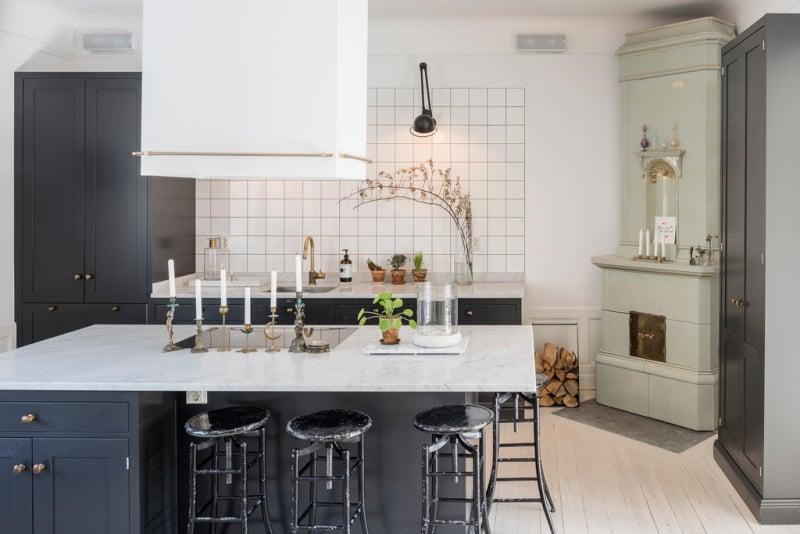 Apartment Therapy Black Kitchen Appliances