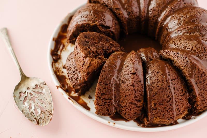 How To Make A Molten Chocolate Bundt Cake Kitchn