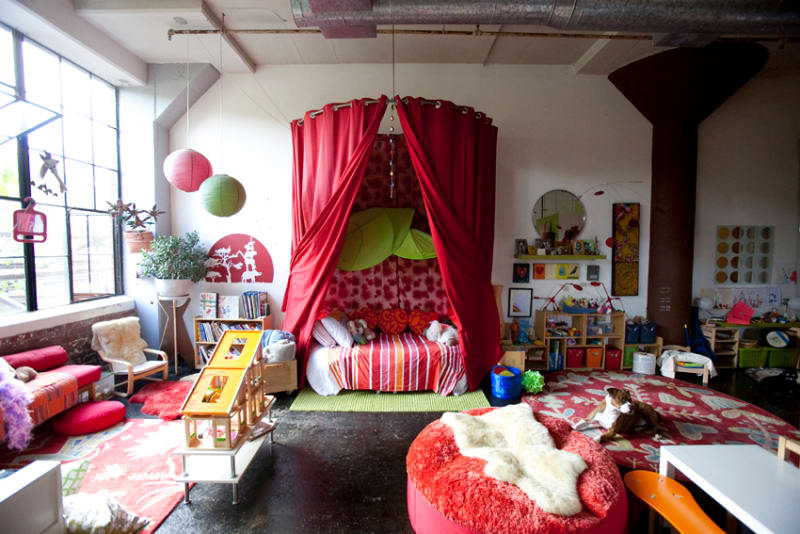 Rooms: Beautifully Boho: Nurseries & Kids Rooms With A Bohemian