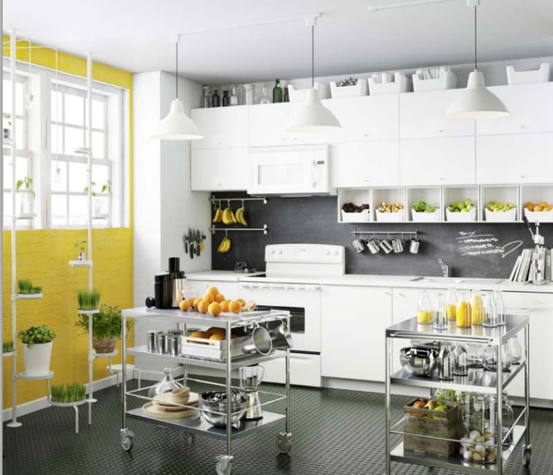 Ikea Kitchen Cabinet Installation Cost: IKEA SEKTION New Kitchen Cabinet Guide: Photos, Prices