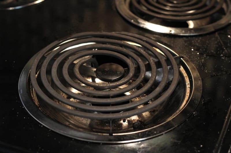 How To Clean Electric Stove Burners Apartment Therapy