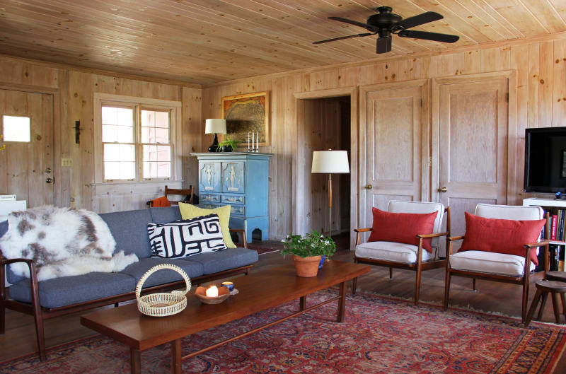 Drop The Paint Brush Wood Paneling Is Officially Cool