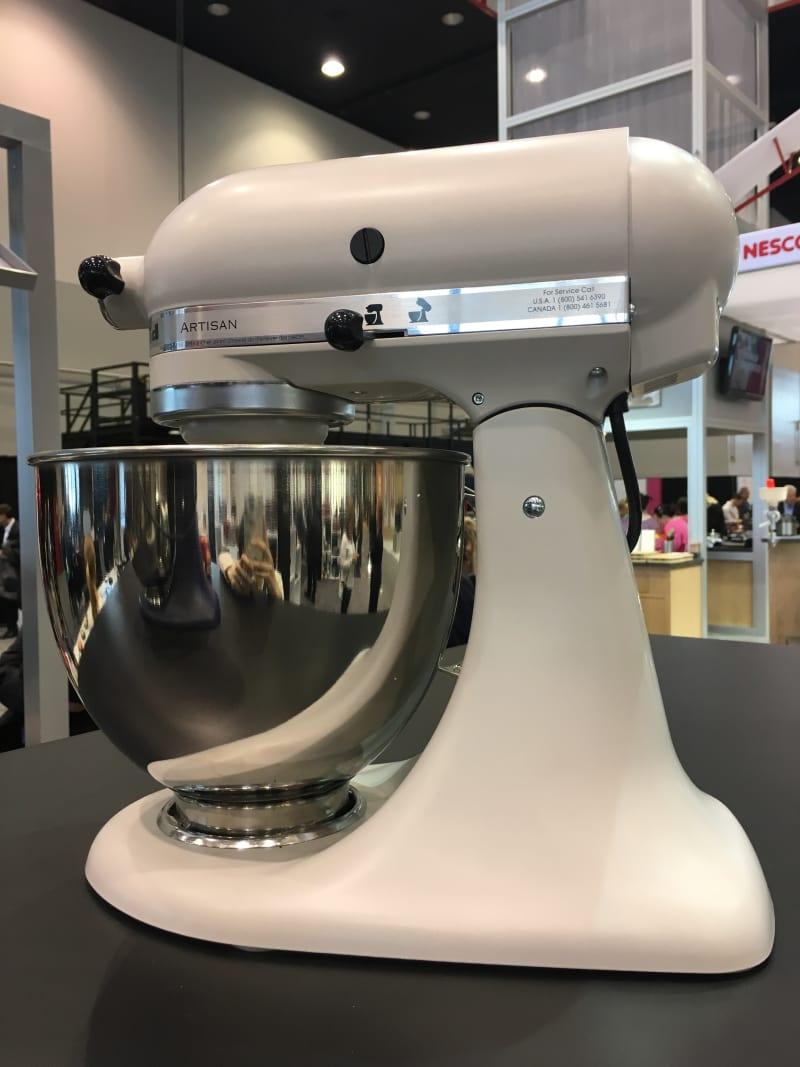 See Kitchenaid S New Mixer Colors Plus One More Surprise