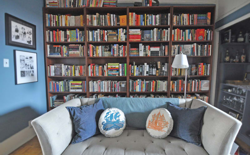 Create A Comfortable Reading Nook With These 10 Seating Ideas: Cool, Cozy Reading Nooks