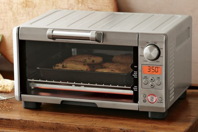 7 Ways The Toaster Oven Makes It Easier To Cook For One