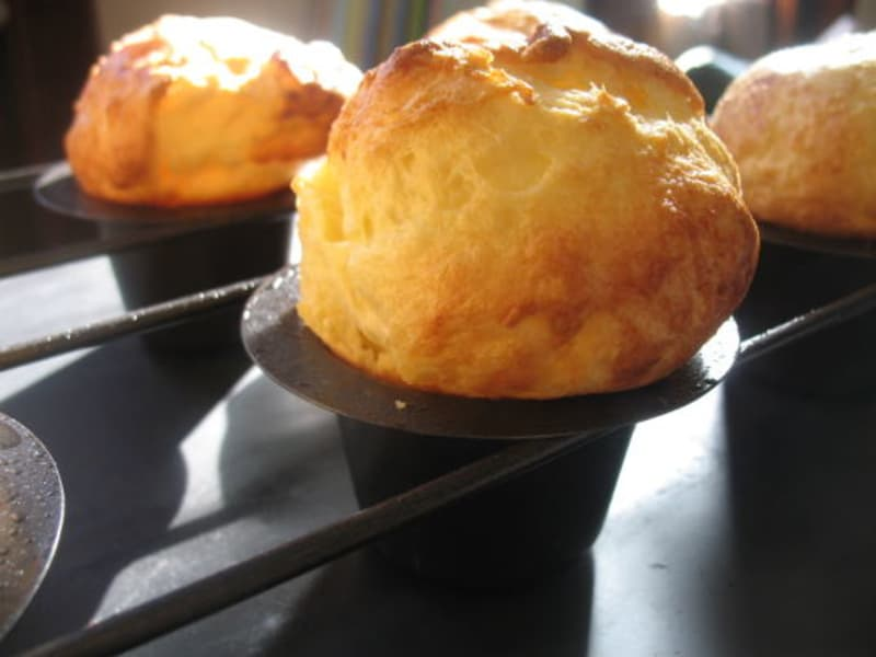 Recipe: Easy Ethereal Popovers