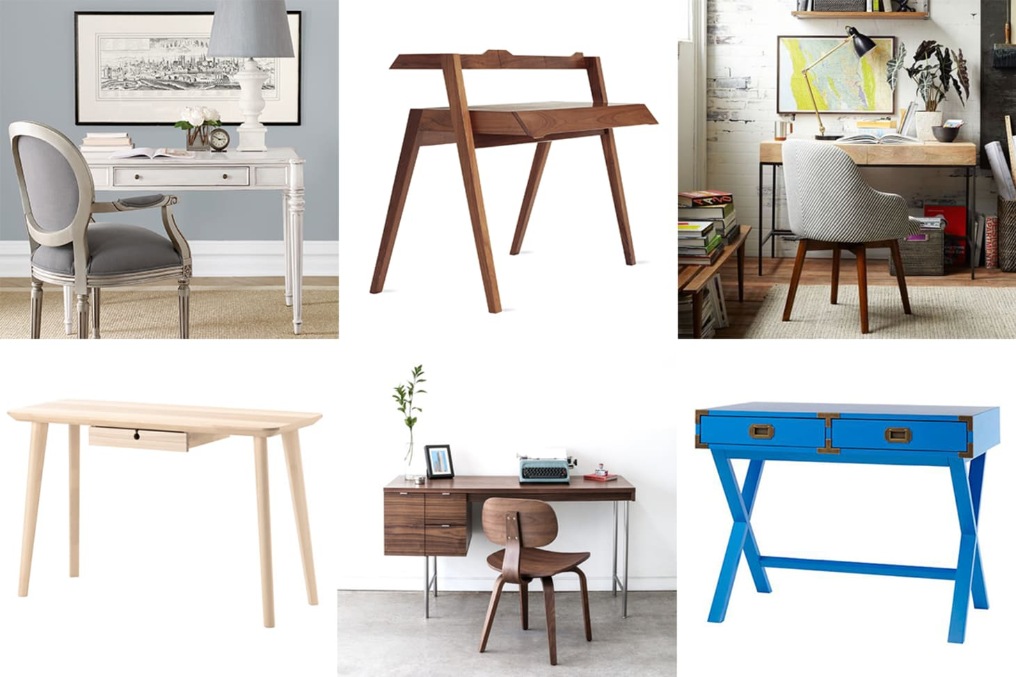 Small Space Solutions: 15 Low-Profile Desks to Suit Every Style ...