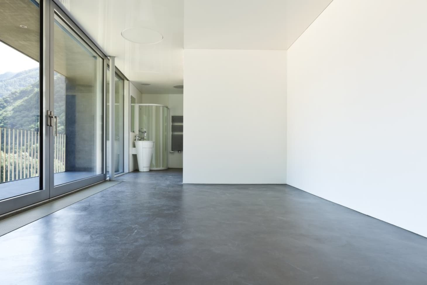 cost to install carpet on concrete floor