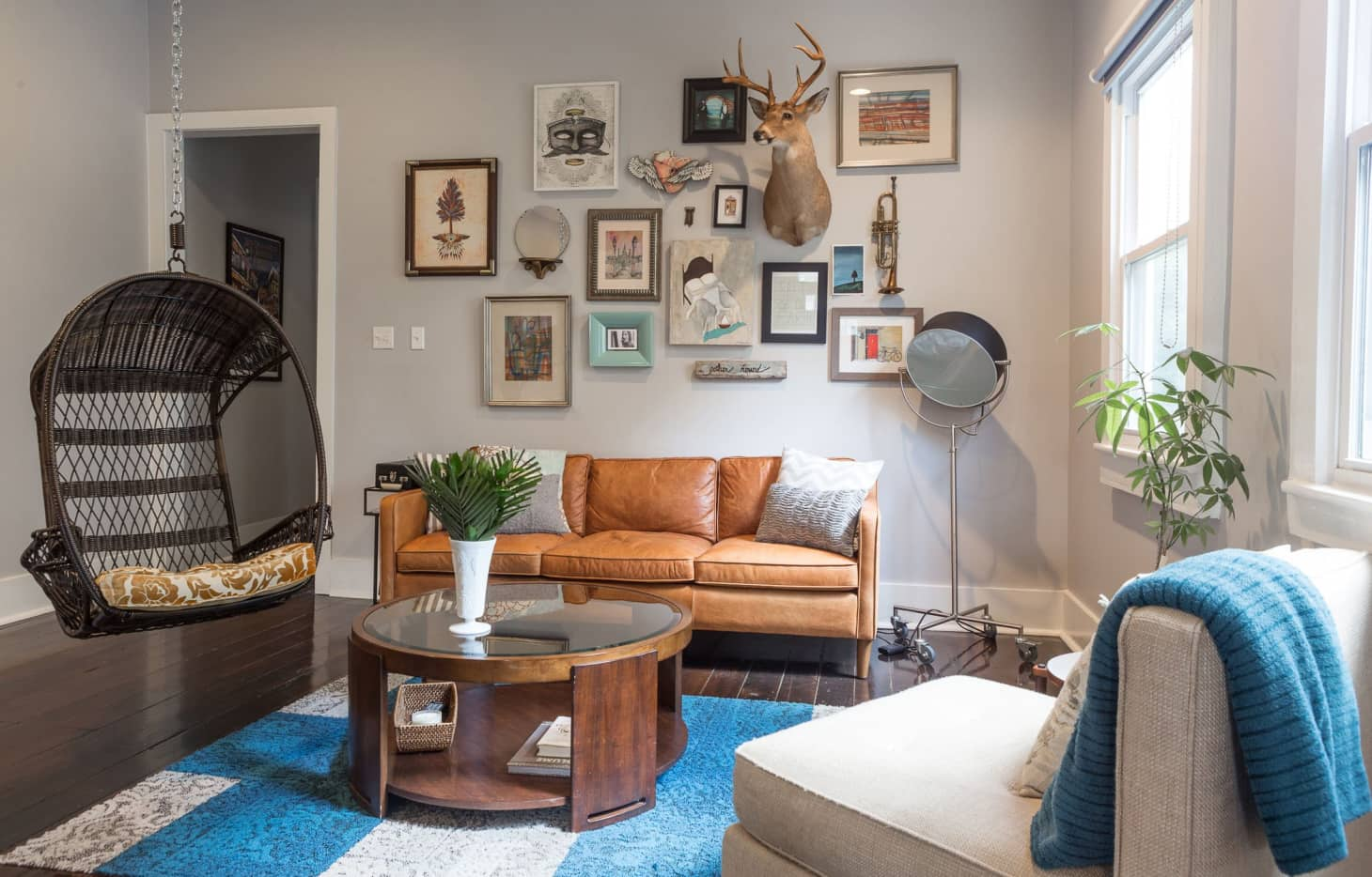 ab744718 House Tour: Modern Meets Sentimental in New Orleans | Apartment Therapy