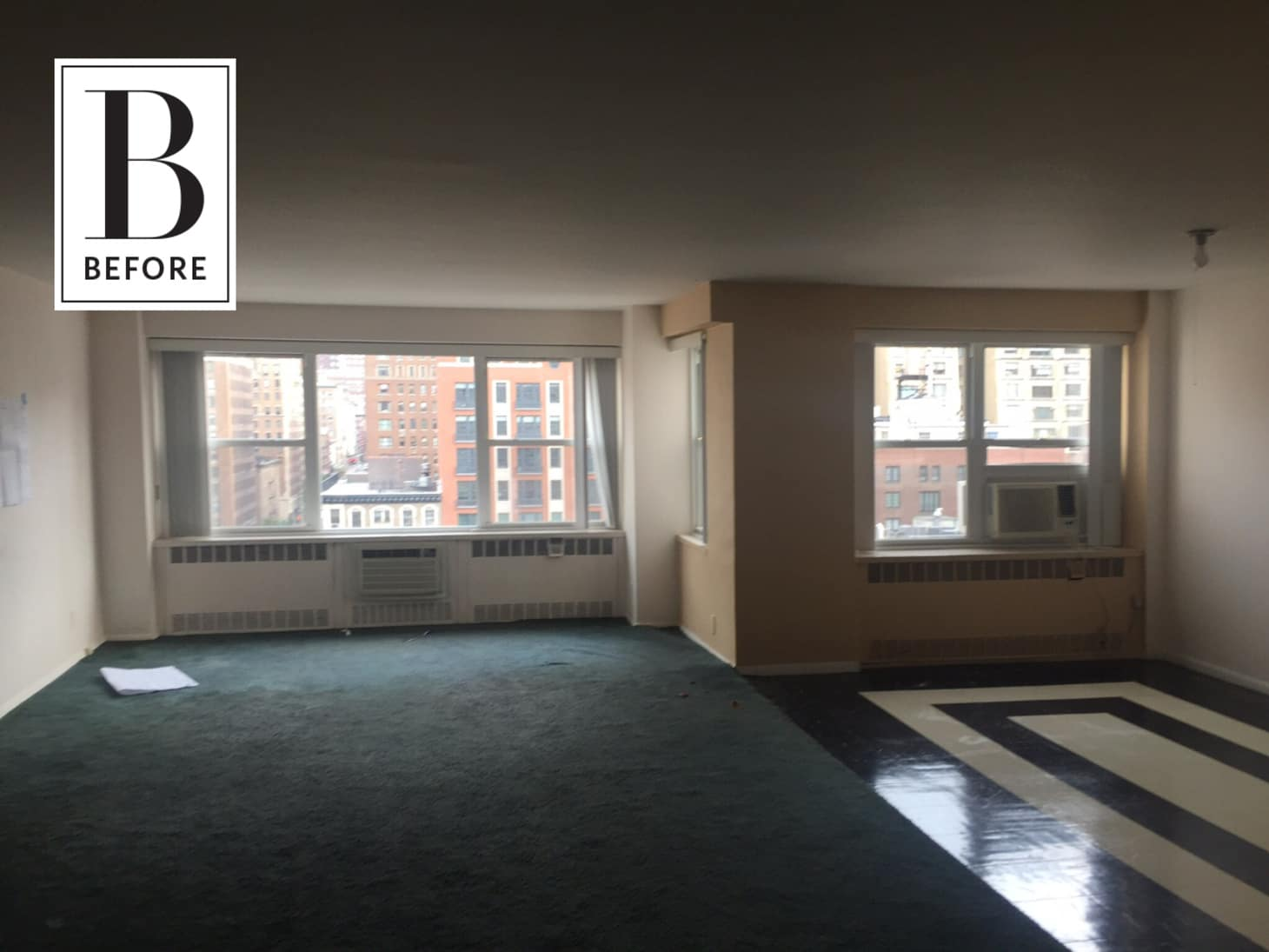 Before & After: A Bright & Modern Update for a NYC Apartment ...