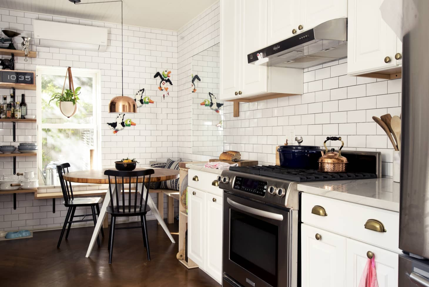 White Kitchen Cabinets Design Ideas Inspiration Apartment Therapy