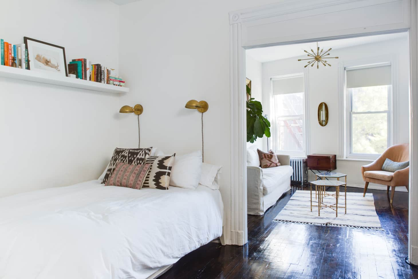 What Not to Do When Decorating a Small Space   Apartment Therapy