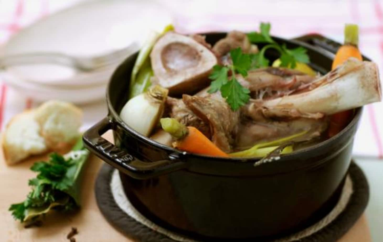 Slow Cooker Recipe Pot Au Feu Kitchn