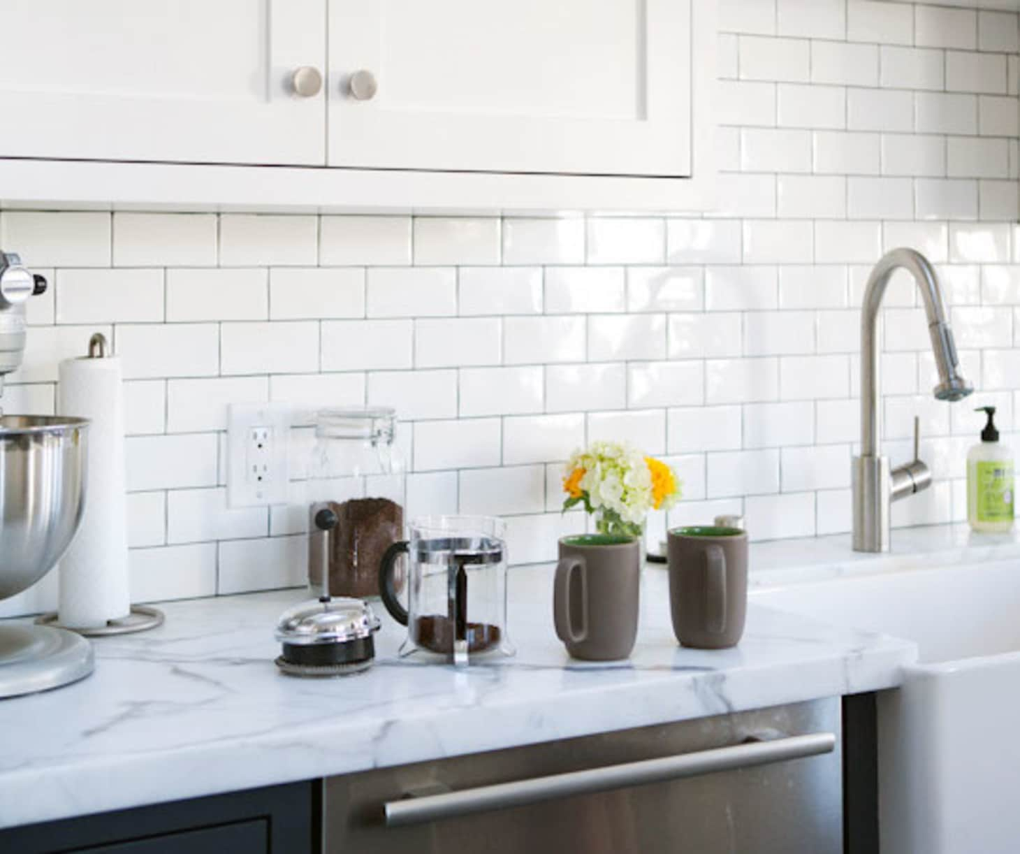 Would I Be Crazy To Choose Marble Countertops For My