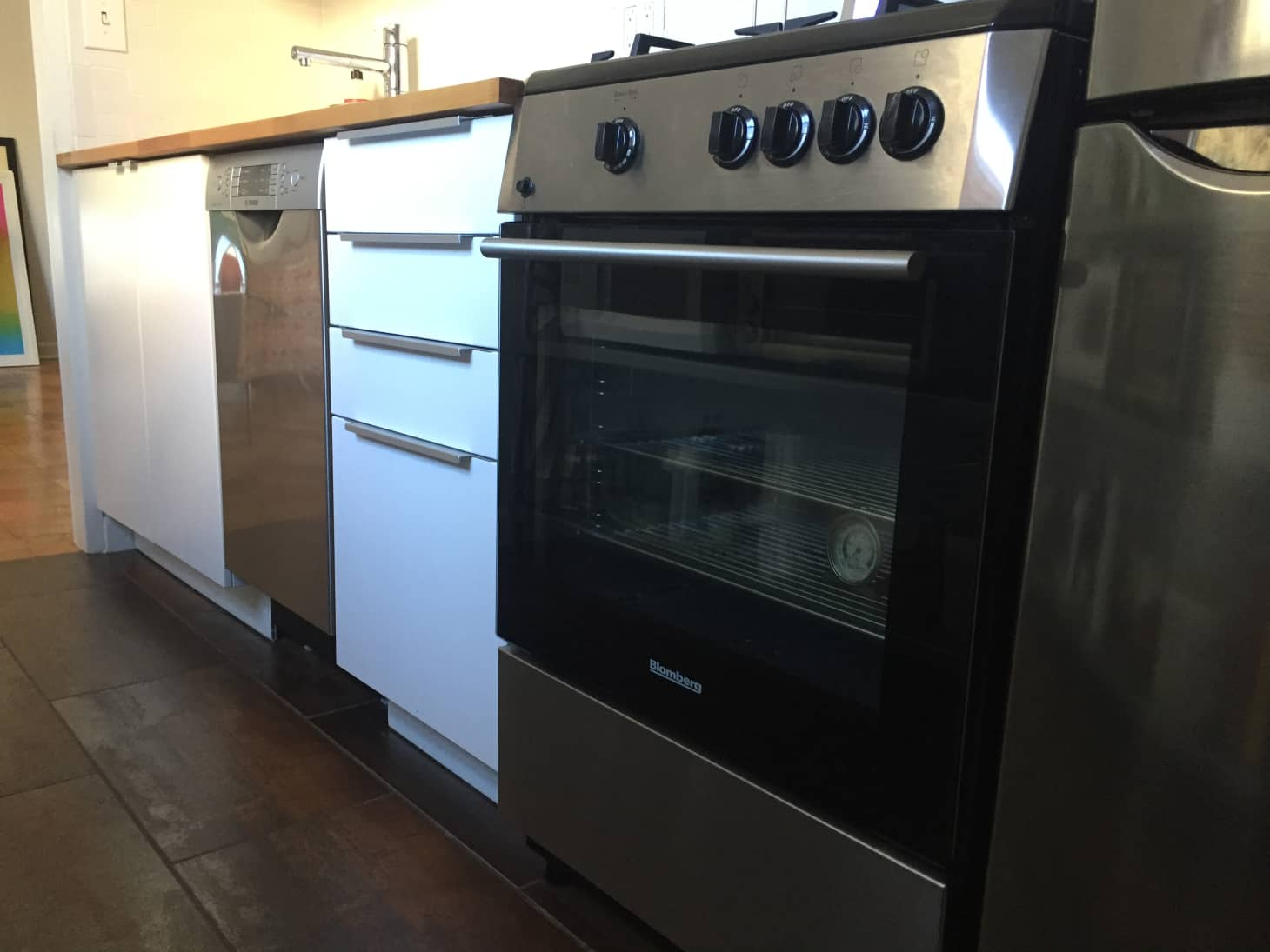 How I Found The Right Big Appliances For My Tiny Kitchen Kitchn