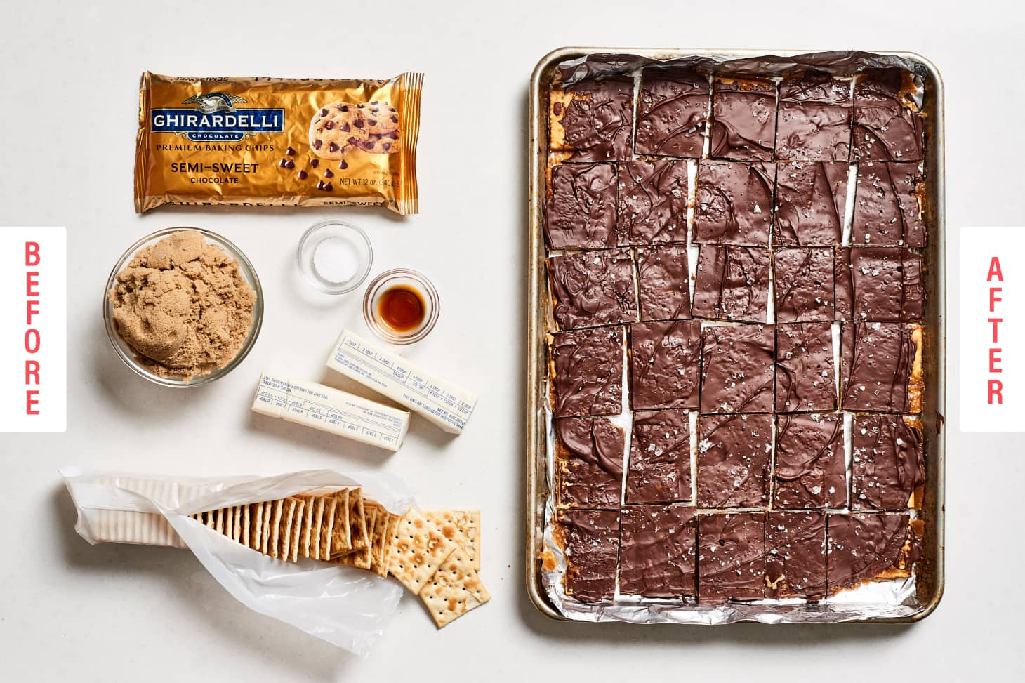 recipe for christmas crack using ritz crackers