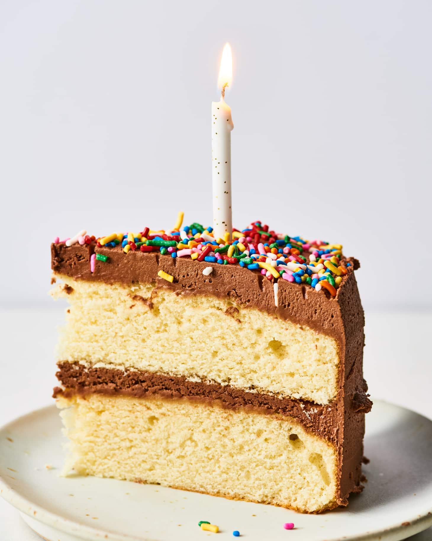 8 Birthday Cake Recipes For Your Next Celebration