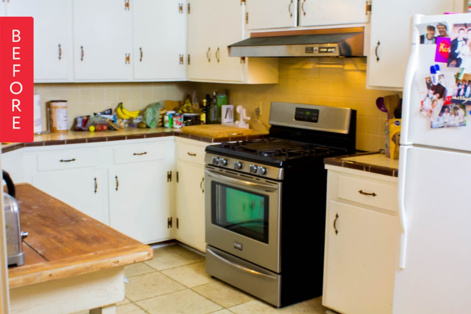 Before & After: A Delicious (Mostly) DIY Kitchen Upgrade