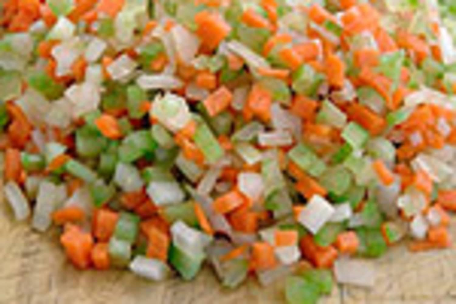 Word Of Mouth Mirepoix Kitchn