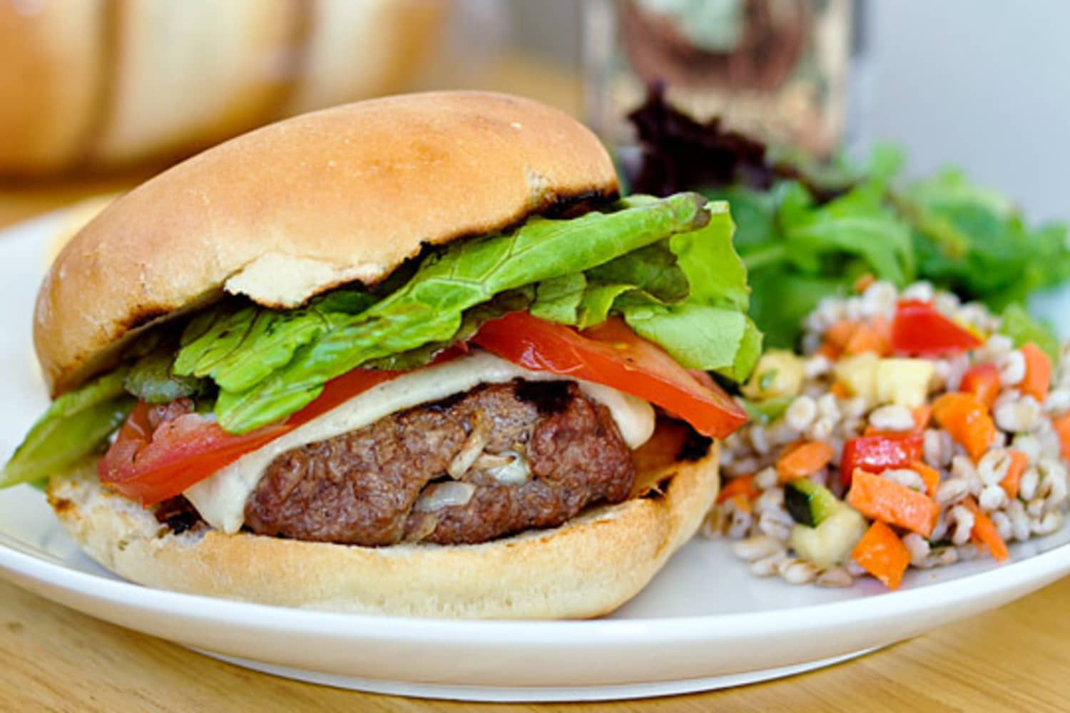 How To Grill Juicy Burgers Kitchn