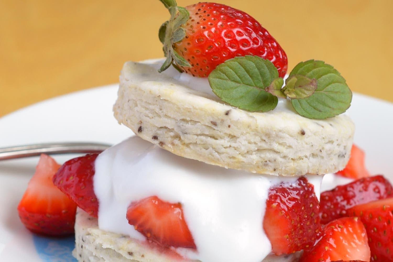 Summer Recipe Gluten Free Vegan Strawberry Shortcake Kitchn