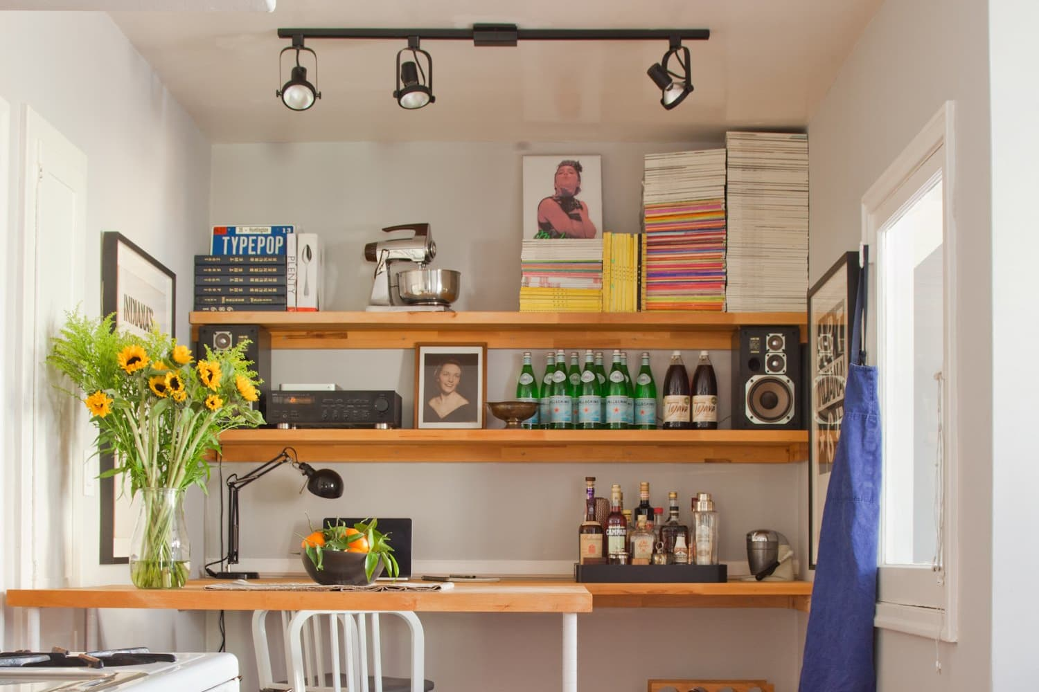20 Creative Small Home Office Ideas 3