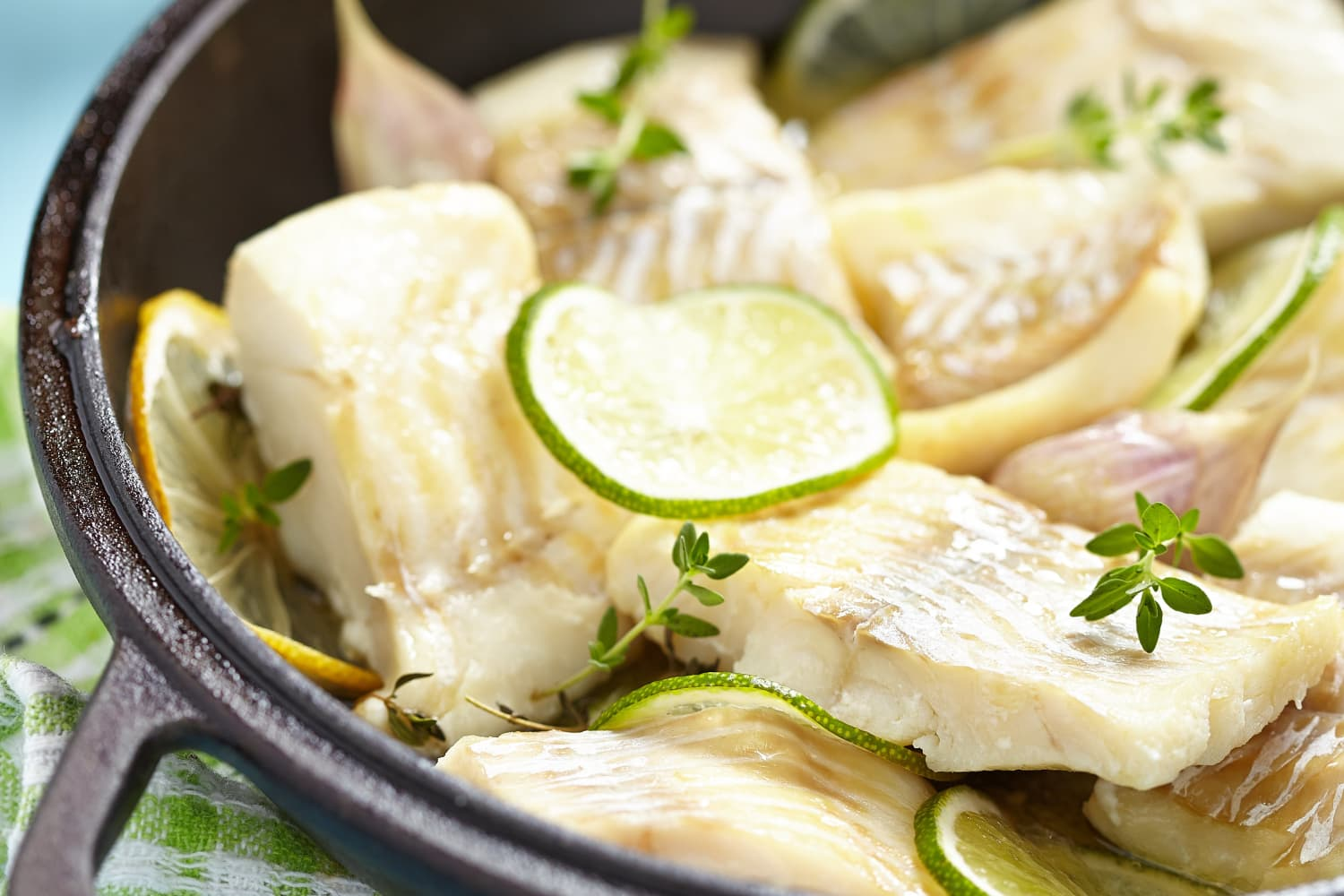 How To Choose The Best White Fish For A Recipe Kitchn