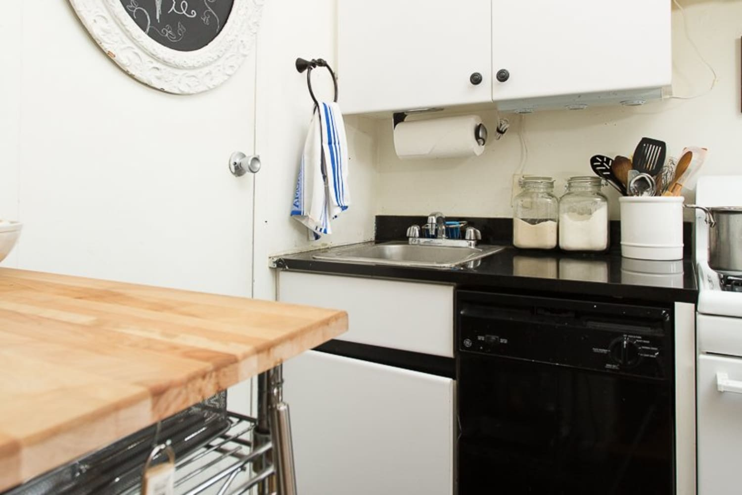 10 Tips To Help You Get More Countertop Space In Your Small Kitchen Kitchn