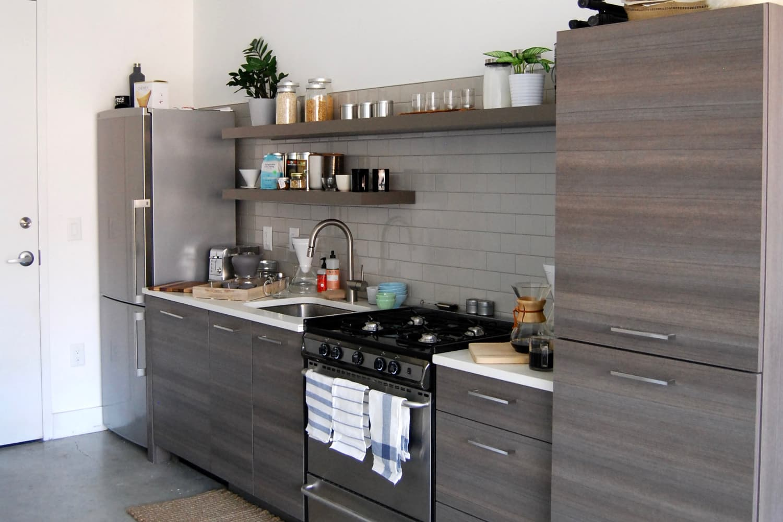 5 Ways To Decorate A Windowless Kitchen Wall Kitchn